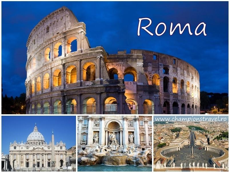 CityBreak la Roma